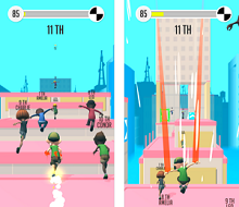 Sports Game of the Week - Parkour Jump Race