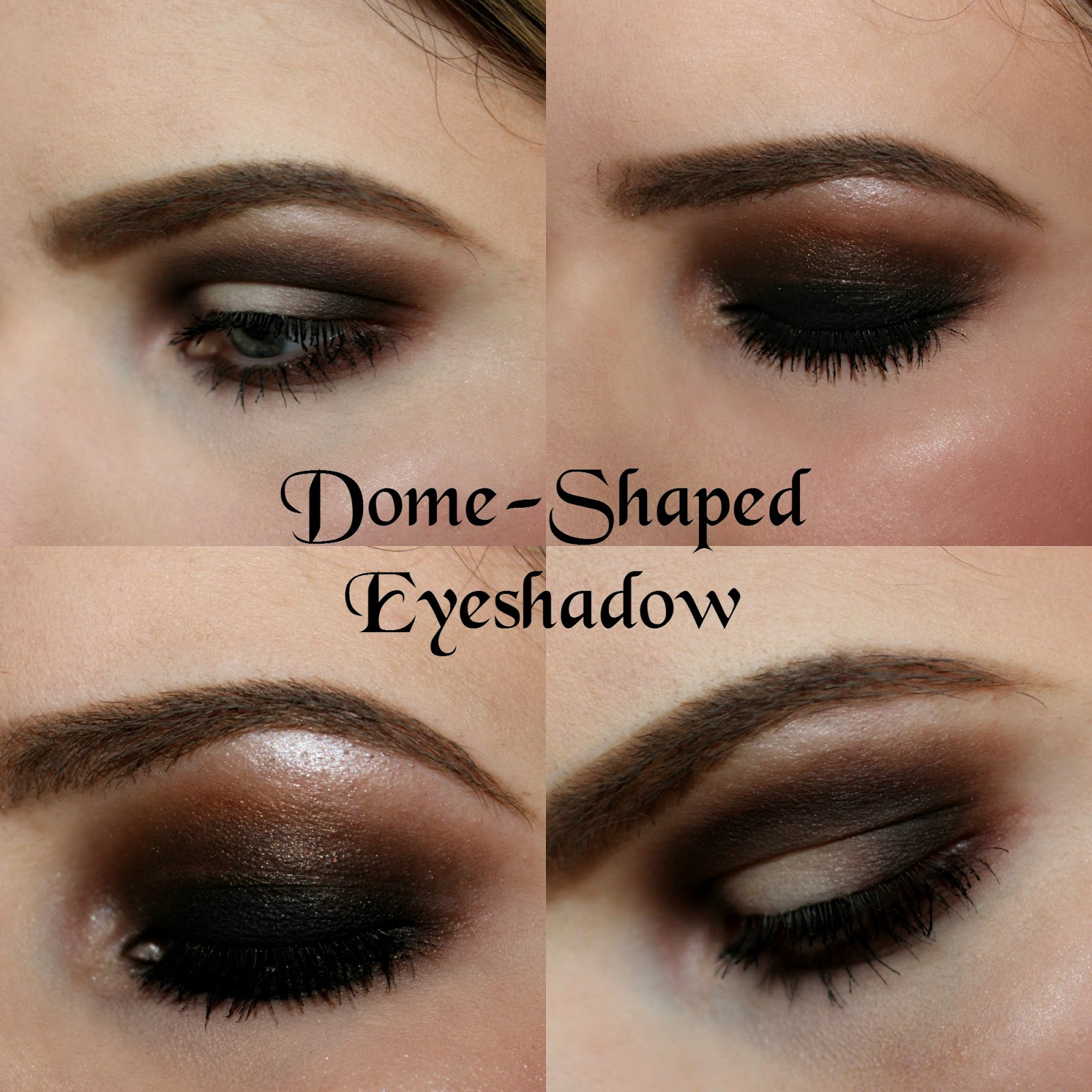 The Dome, Or Halfcircle Shape Is Becoming Very Popular For Hooded Eyes, As  It Makes Them Look More Round I Struggle With Making Domes Because I'm So  Used