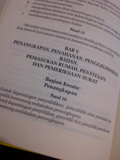 Hendarianto Associates Law Firm Jebakan Jeratan Bap