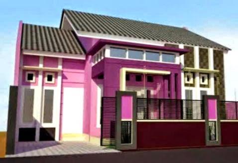 10 Trend Model Warna Cat Rumah Minimalis Terbaik