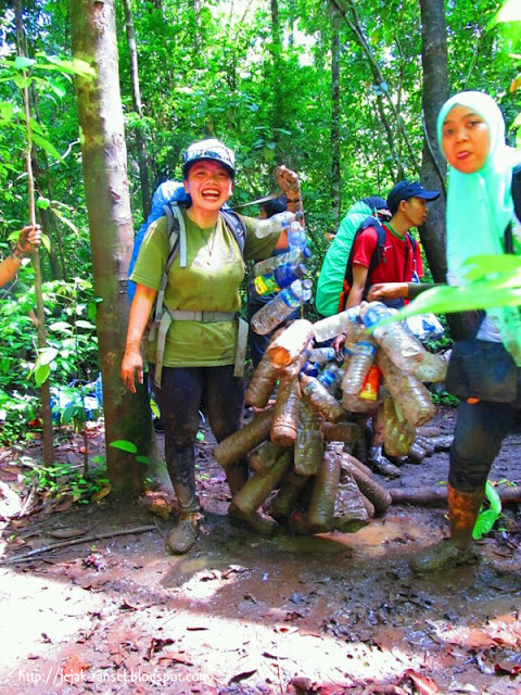 Backpacking Peduli Lingkungan