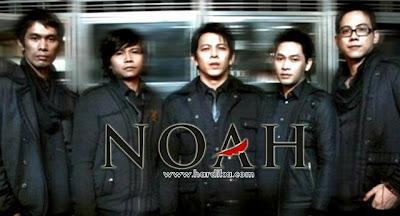 Daftar Lagu Album Noah Band - Suara Lainnya Terbaru Full Mp3 2012