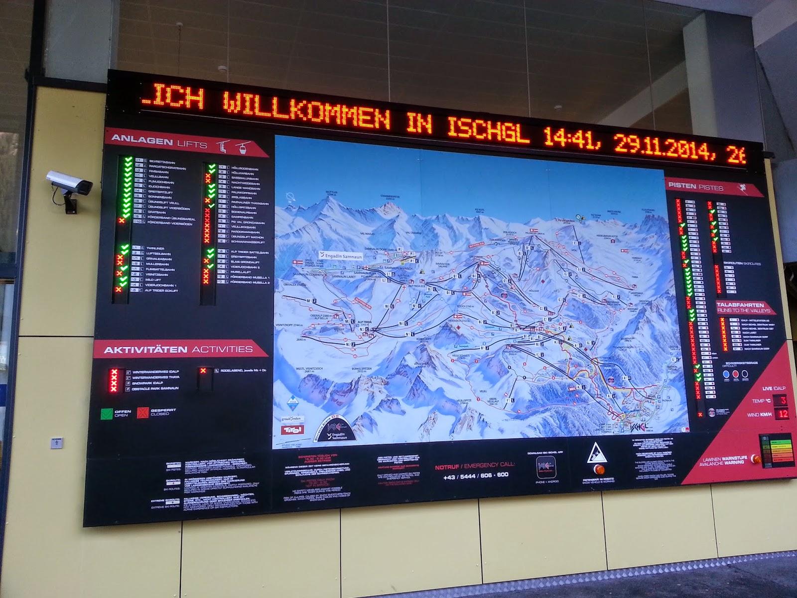 Инструктор по горным лыжам ISCHGL