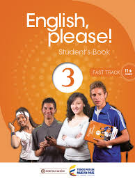 ENGLISH PLEASE! 3 STUDENT BOOK
