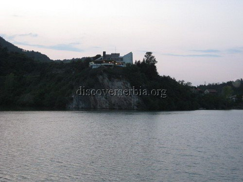 Zvornicko jezero Lake