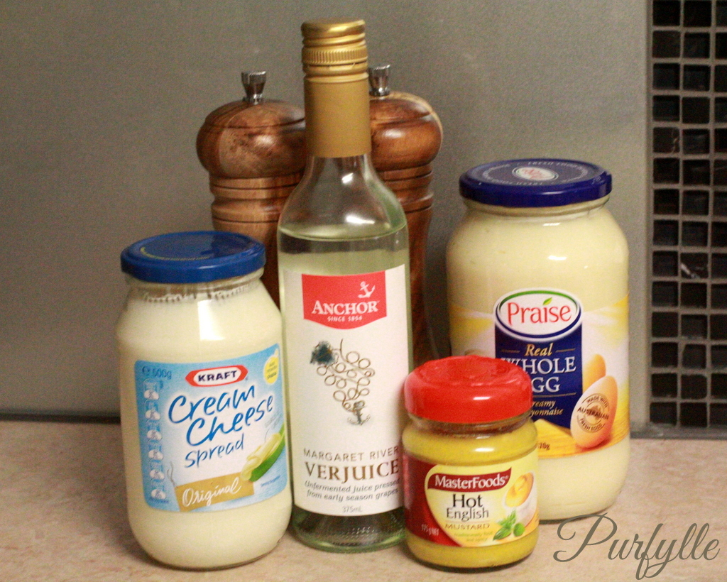 salad cream recipe ingredients