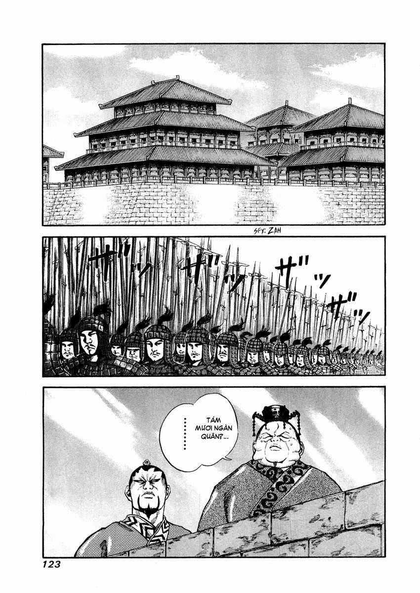 Kingdom - Vương Giả Thiên Hạ  Chapter 26 page 10 - IZTruyenTranh.com