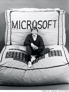 Bill Gates emprendedores importantes