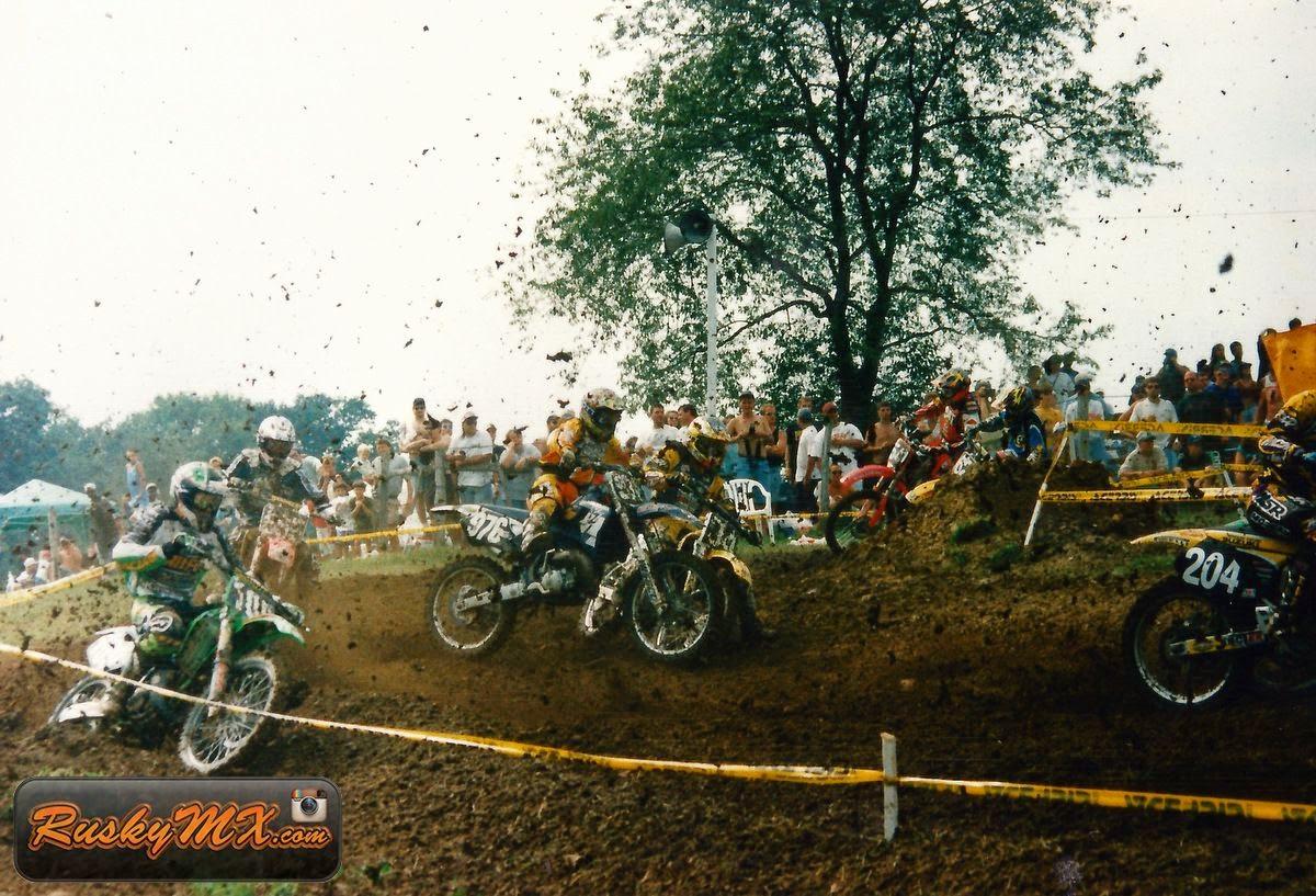 Nick Wey Steel City 1997