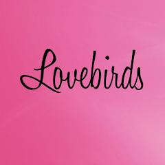 Lovebirds - käytettyjä hääpukuja