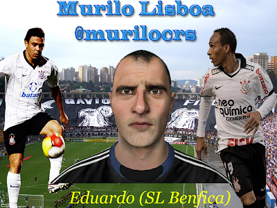 FIFA 12 Eduardo face by murilo Lisboa