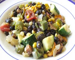 Weight Loss Recipes : Southwest Succotash