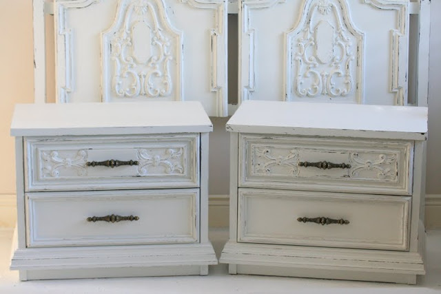 white painted furniture by Lilyfield Life Sydney
