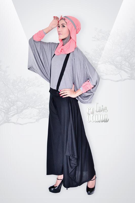 Fashion Yang Cocok Untuk Cewek Pendek Berhijab