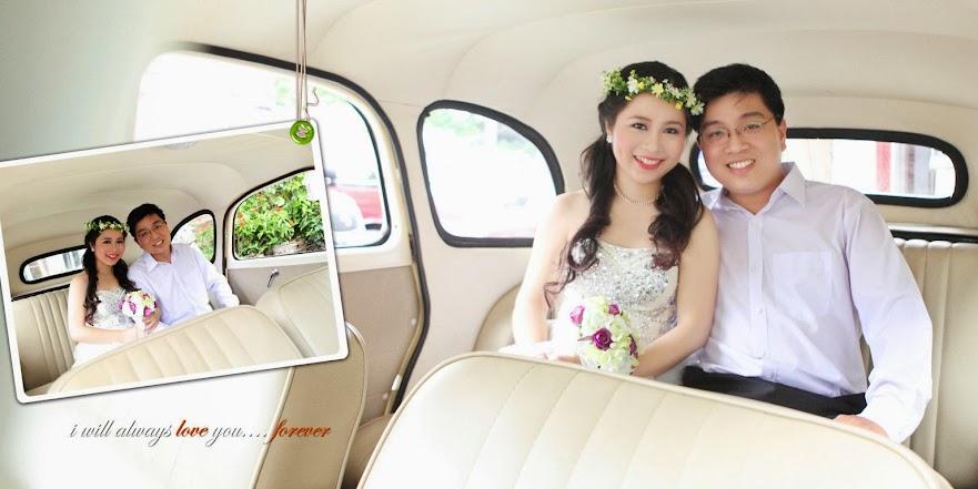 cách để chụp hình cưới đẹp