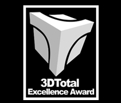 3DTotal Excellence Award