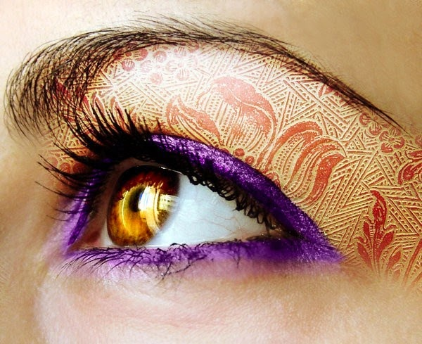 Göz Farını Eyeliner Olarak Kullanmak - Nasıl Kullanılır?