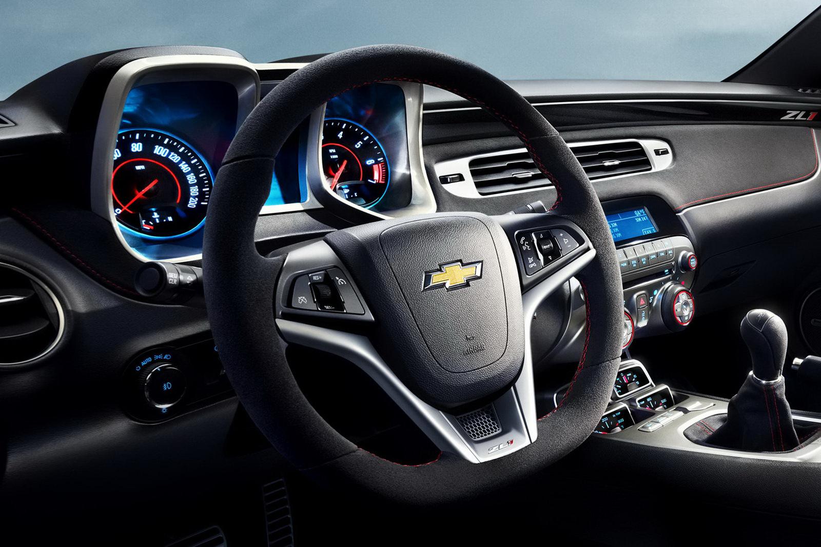 New 2012 Chevrolet Camaro ZL1
