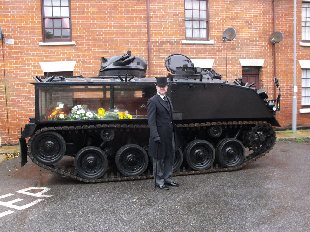 The Top 10 Most Unusual Funeral Vehicle Choices Revealed