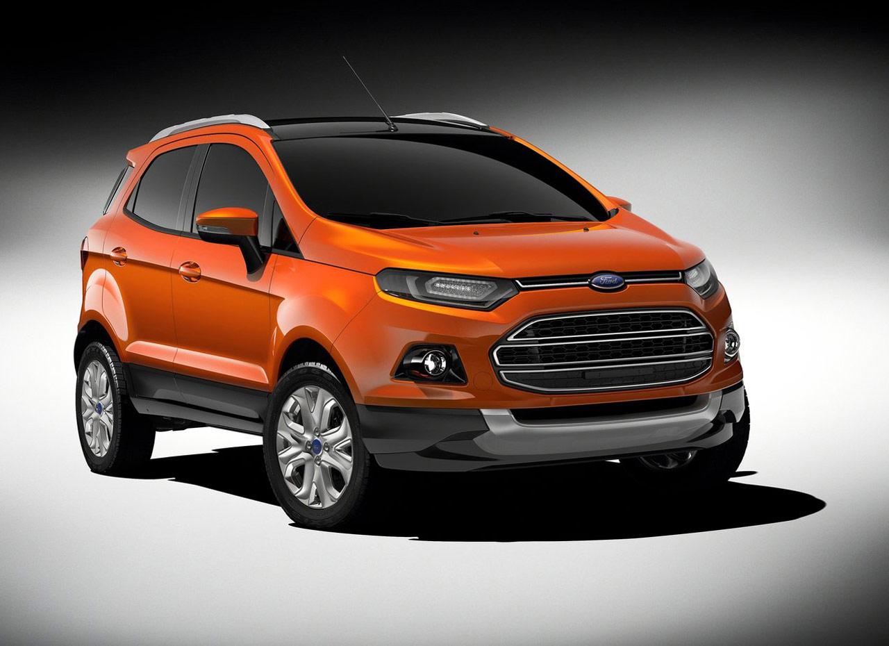 Saiba sobre o novo Ford EcoSport 2013