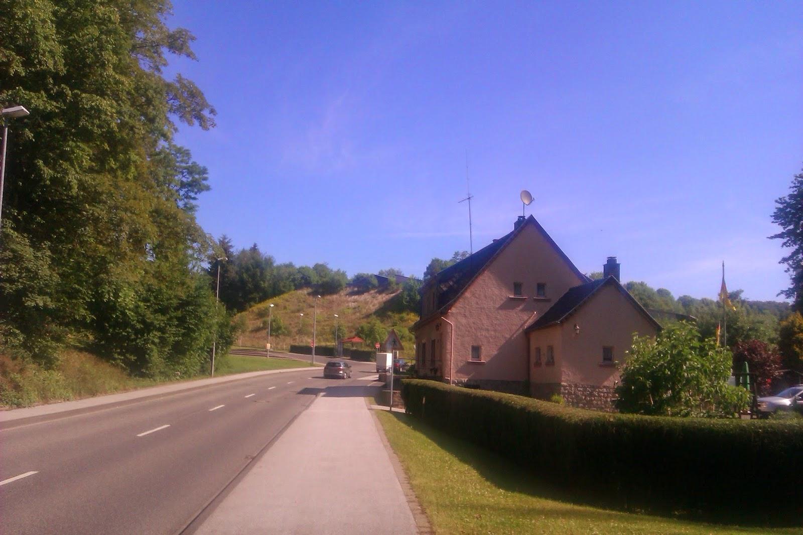 Street in Blankenheim