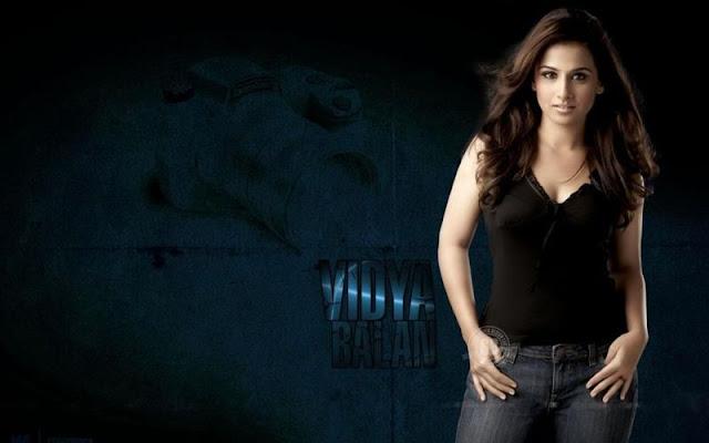 Vidya Balan Bollywood Glamorous Actress