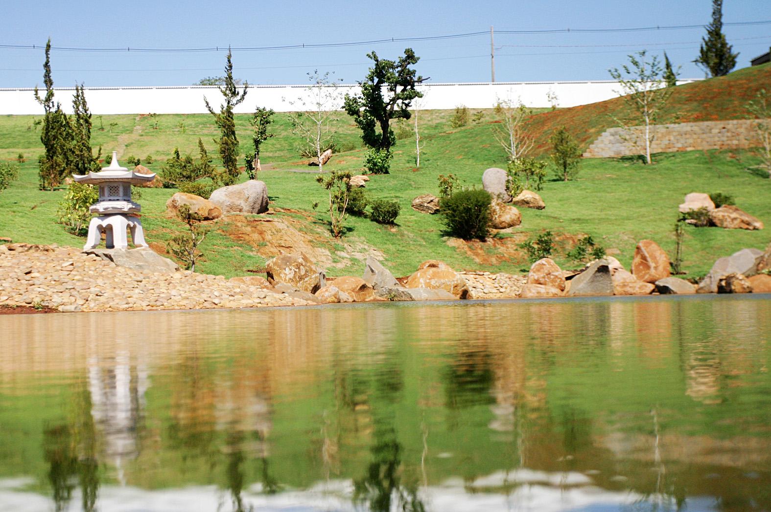 Parque do Japão Maringá Ângela Almeida Corretora #2E649D 1575x1047