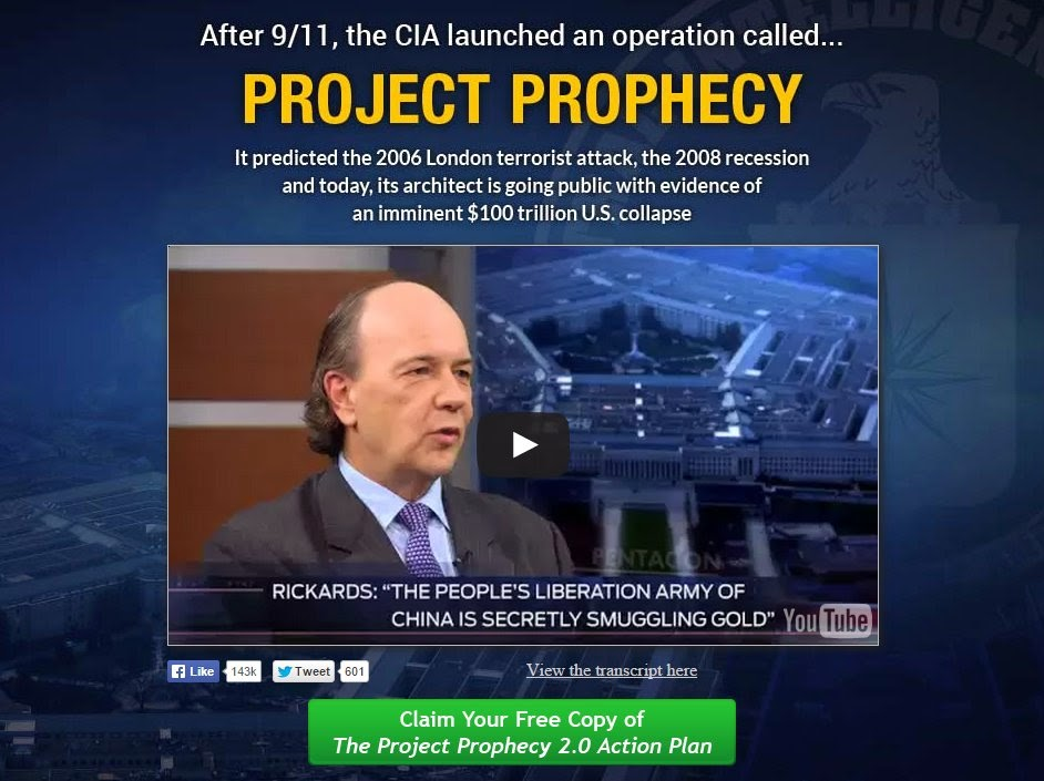 Parablesblog the cia prophecy and what it means for you