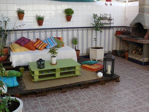 Construir un chill out guia de jardin - Chill out jardin ...