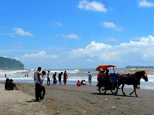 Tempat Wisata Di Indonesia: Pantai Parangtritis