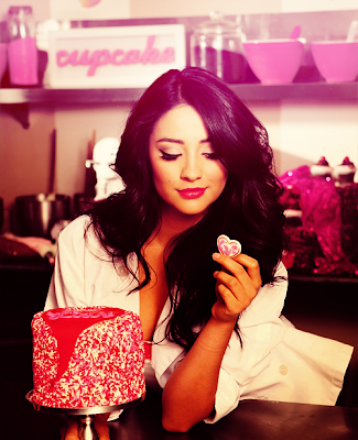 shay mitchell makeup. Lil Miss Astonished: Makeup