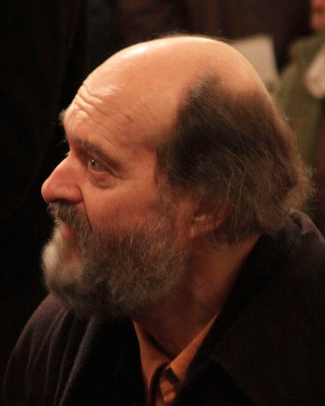 Arvo Pärt in Christ Church Cathedral, Dublin, 2008