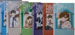 Komik Full House Kiss by Shiori Yuwa Bekas Lengkap