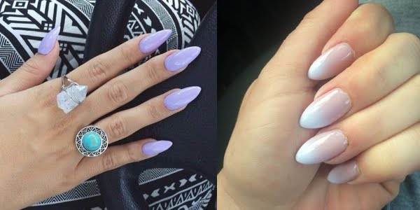 Amazing Nail Art For Almond Shaped Nails Omg Love Beauty