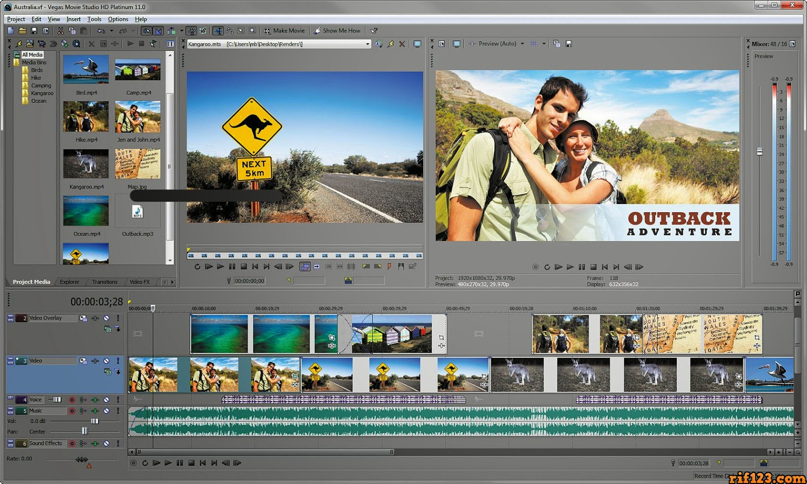 News: magix announces new era for video editing with release of vegas pro 14