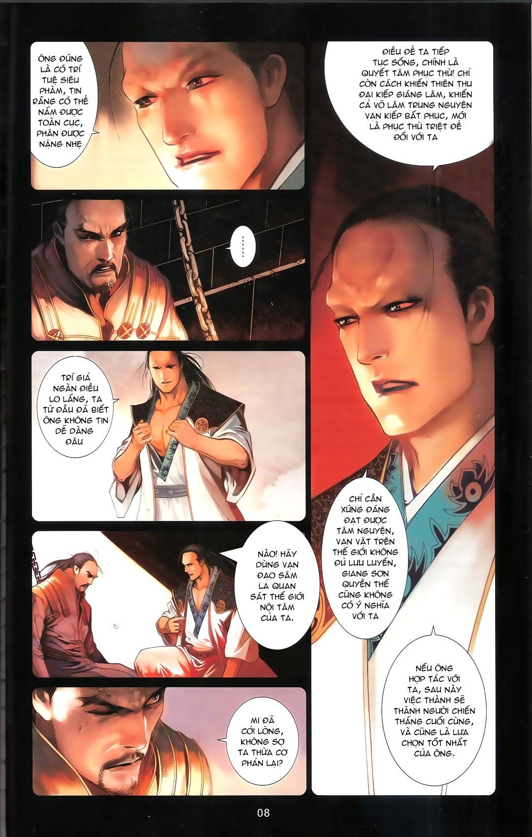 Phong Vân Chap 668 - Trang 4