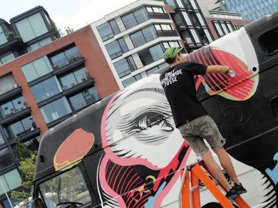Kosmopolite Art Tour Brussels 2015