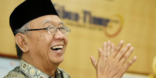 NU Menolak Indonesia Berdasarkan Islam? Gus Sholah Menjawab (3)