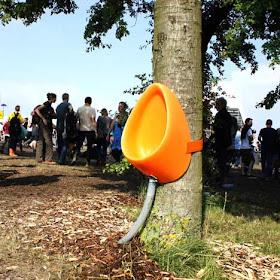 P-Tree, Toilet Mini di Tempat Terbuka - www.SurgaBerita.com