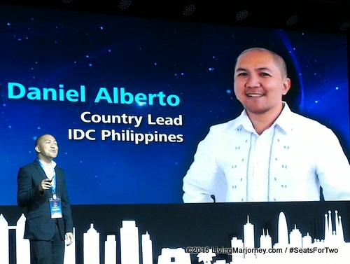 Huawei Philippines ICT Roadshow 2015