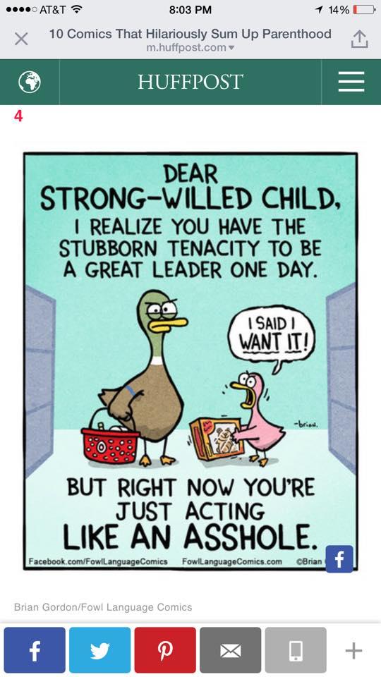 parenting comic