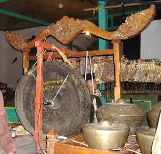 gamelan renteng gelar budaya keraton cirebon