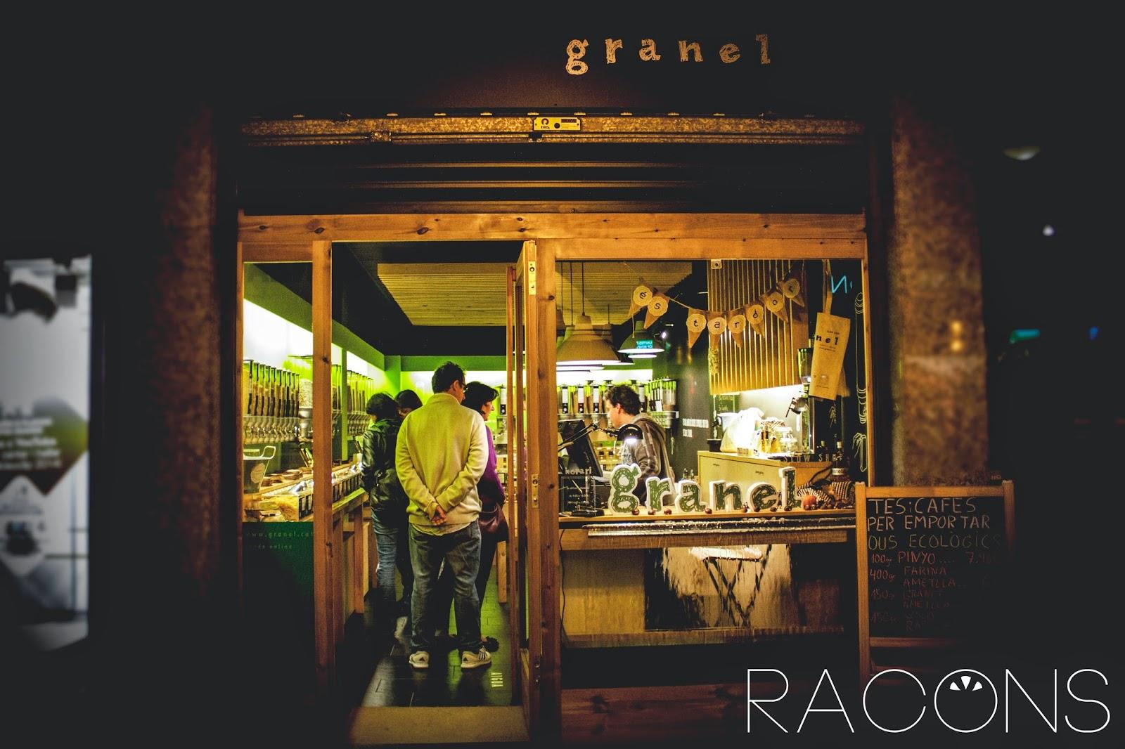 Botiga granel Girona