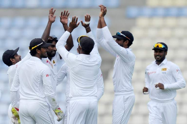 Sri Lanka vs Pakistan 3rd Test day 2