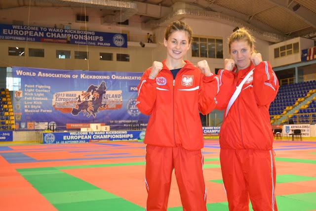 trening, Zielona Góra, kickboxing, boks, muay thai, Mistrzostwa Europy 2013 r. , Krynica Zdrój