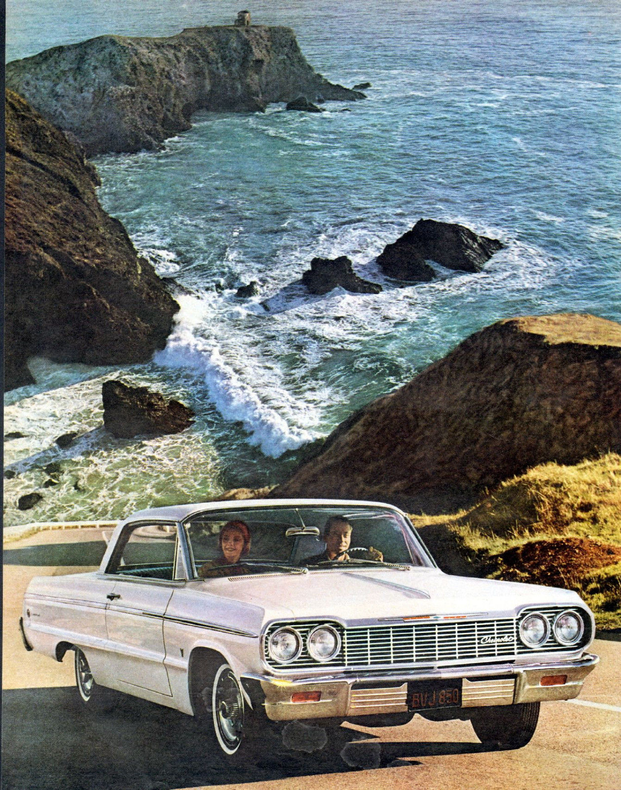 transpress nz 1964 Chevrolet Impala ads