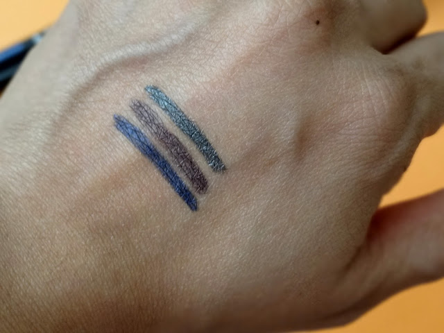 MUA Professional Intense Color Gel Eyeliner and Brush Cleansing Balm