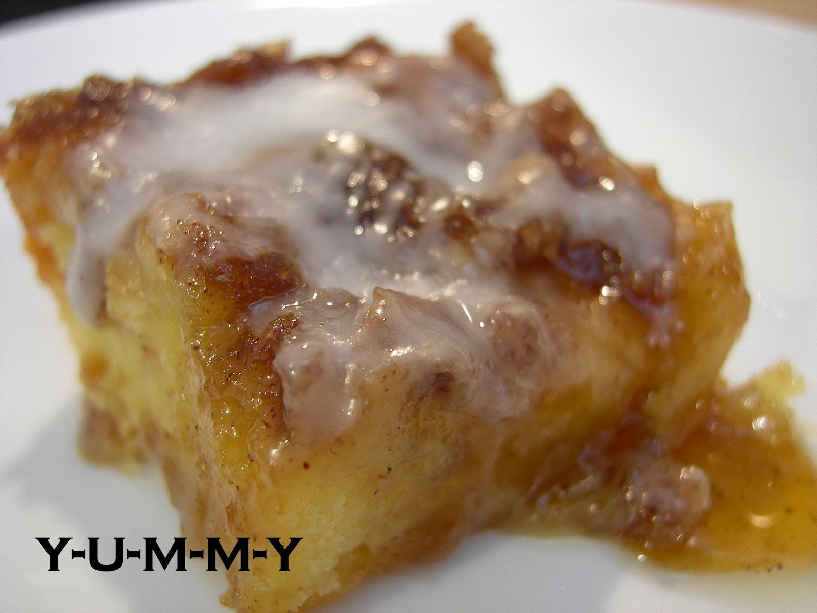 Cinnamon Bun Shortcut - Cinnamon Bun Bread