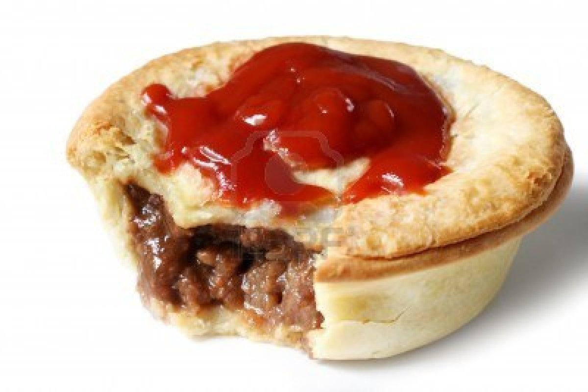 Best recipes australian meat pie recipe for Australian food cuisine