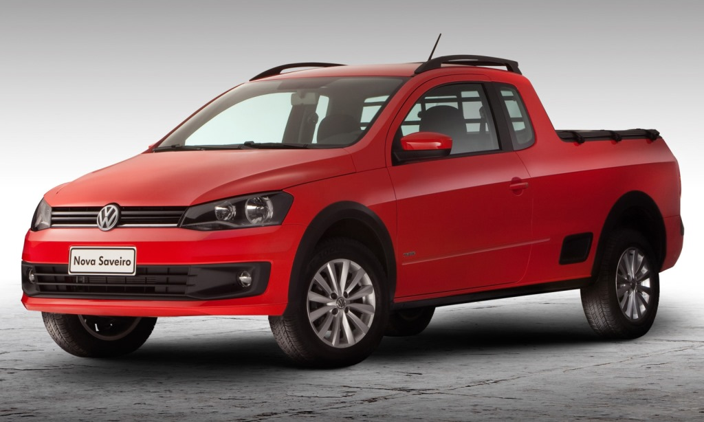 Confirmado: la nueva Volkswagen Saveiro llega en agosto : Autoblog ...
